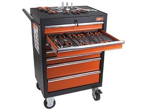 147pc Tool Trolley Set