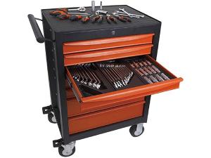 191pc Tool Trolley Set