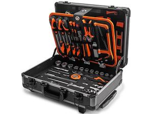 161pc Aluminium Case Tool Set