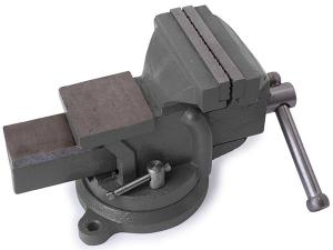 Bench Vice, Swivel with Anvil