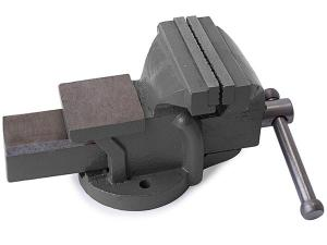 Heavy Duty Bench Vice, Swivel with Anvil